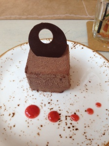 SS - Chocolate and Rasberry Mousse