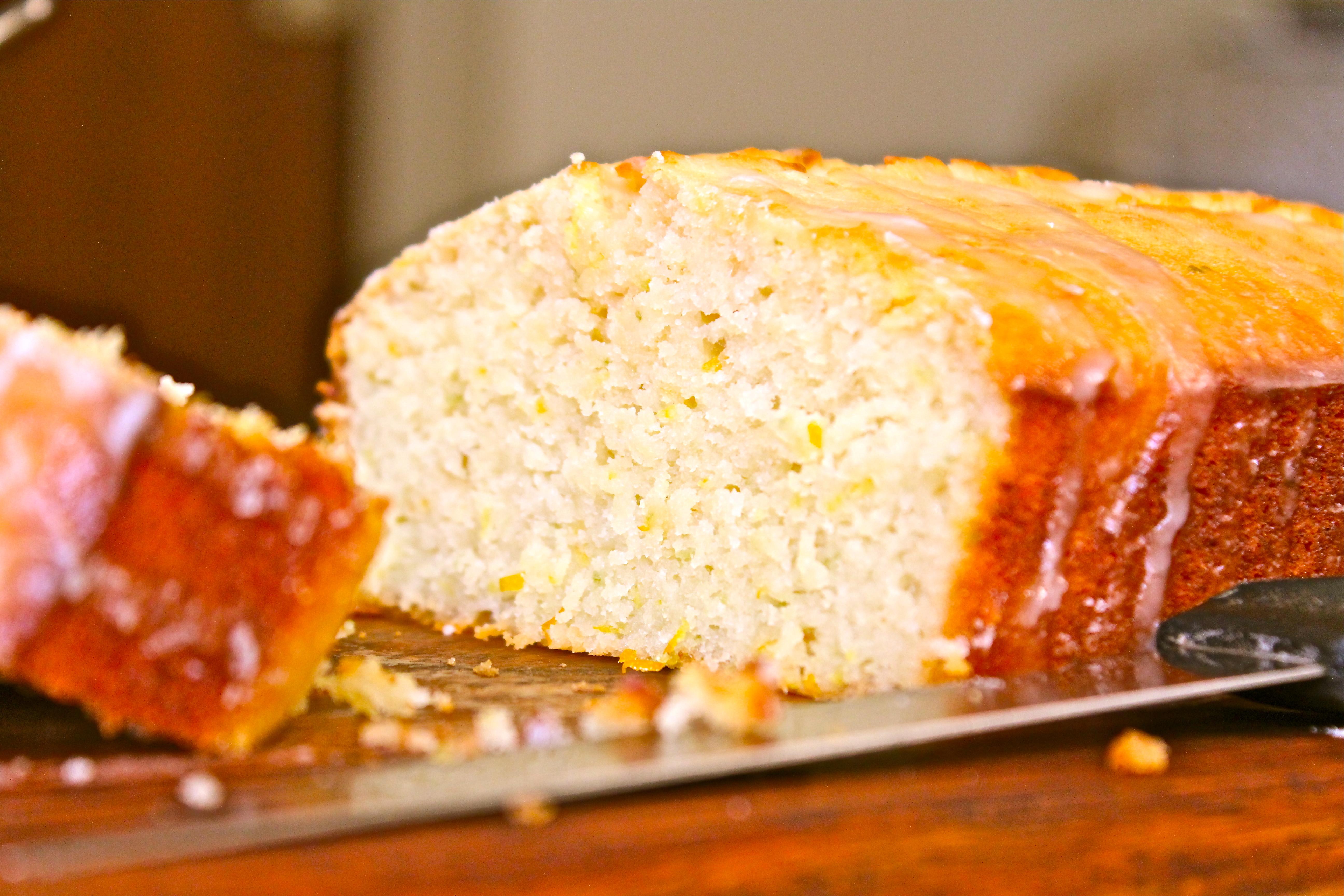 Starbucks Secret Lemon Drizzle Cake Recipe